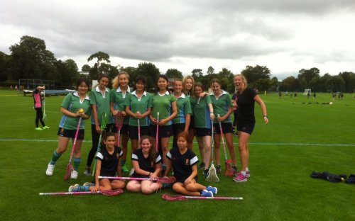 Fourth Form Lacrosse, September 2017
