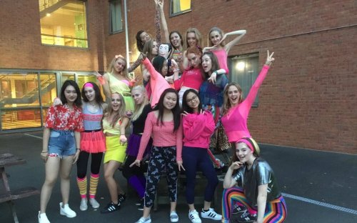 House Singing Competition, 13th October 2017