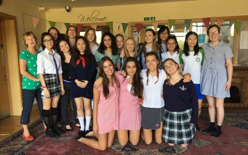 Last day of lessons for our Upper Sixth