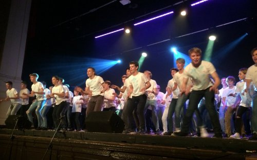 House Singing, October 2017