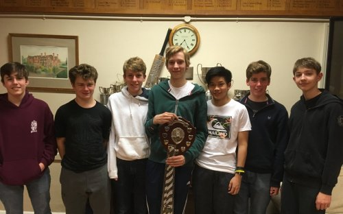 Junior Swimming winners
