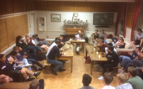 Inter-House Quizzing Competition