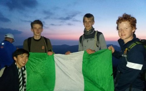 On Sunday 28th May 2016, James Fearn, Jack Lock, Guy Nicholson and Henry Lai of Ingram's Hall successfully completed the Three Peaks Challenge, climbing Ben Nevis, Mount Snowdon and Scafell Pike in 22 hours 50 minutes and raising more than £4,000 for Plan International