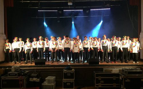 House Singing Competition 2017