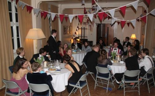 Upper Sixth Black-Tie Dinner, March 2017