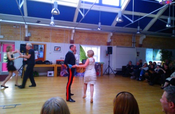 Strictly Come Shrewsbury in Quod