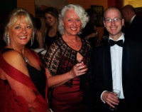 Maureen Donahoe, Helen Reed & Seb Cooley