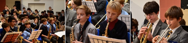 Prep School Big Band Day, 29th November 2013