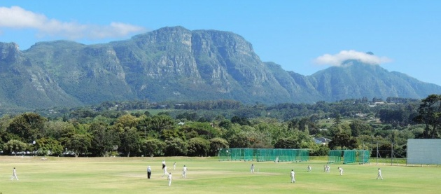 South African cricket tour 2012